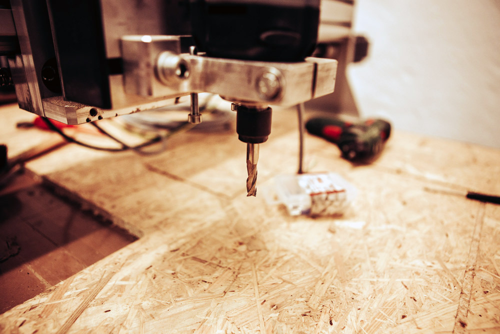 CNC-fræsning
